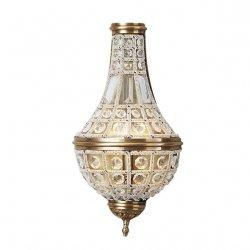Бра DeLight Collection KR0107W-2 antique brass