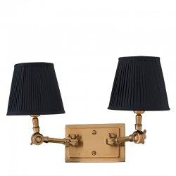 Бра Eichholtz WALL LAMP WENTWORTH DOUBLE 107178.352.246